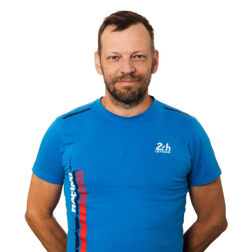 Peter Lindblom, projektledare på Jontronic