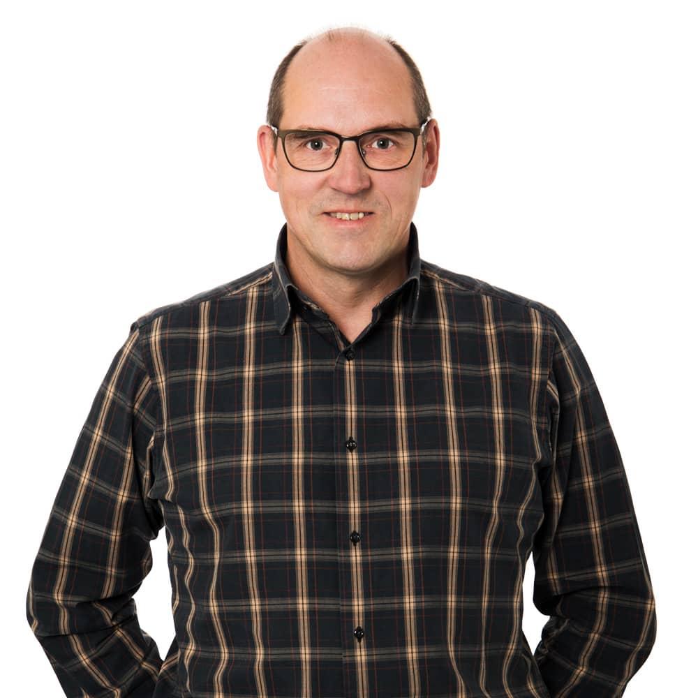 Johan Lilljha, elektronik- och mjukvaruutveckling på Jontronic