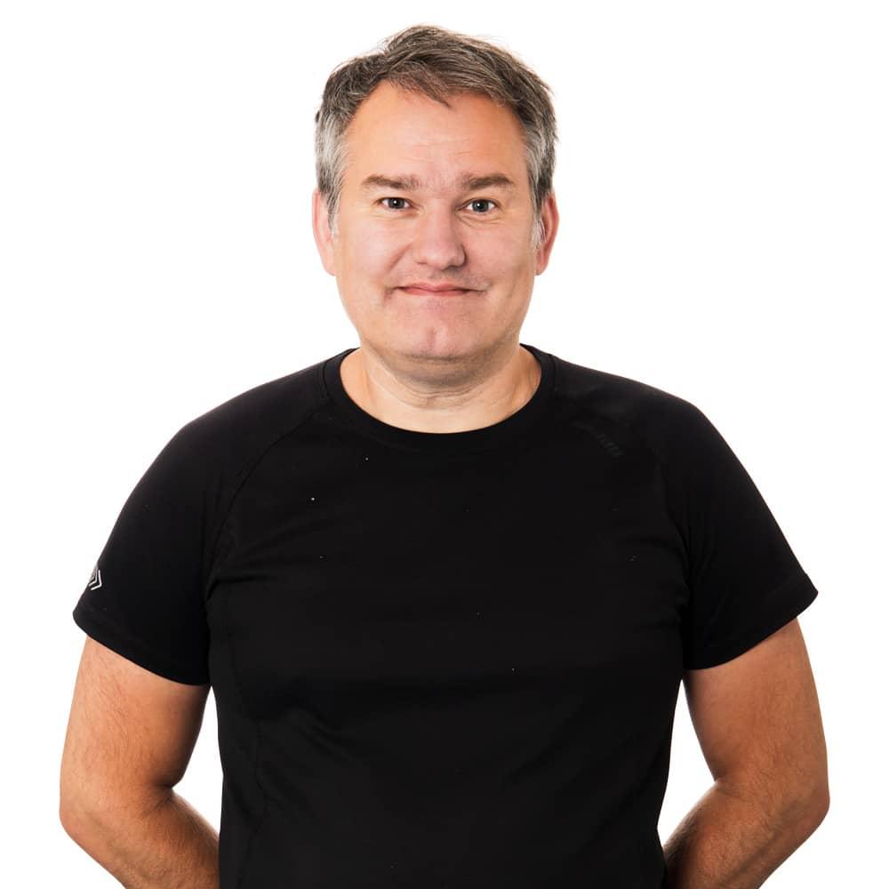 Anders Eriksson, produkt- och prototyptillverkning på Jontronic
